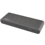StarTech Thunderbolt3 Docking Station TB3DK2DPPDUE 2x TB3 (USB-C), 1x DisplayPort, 3x USB3, LAN - Windows & Mac
