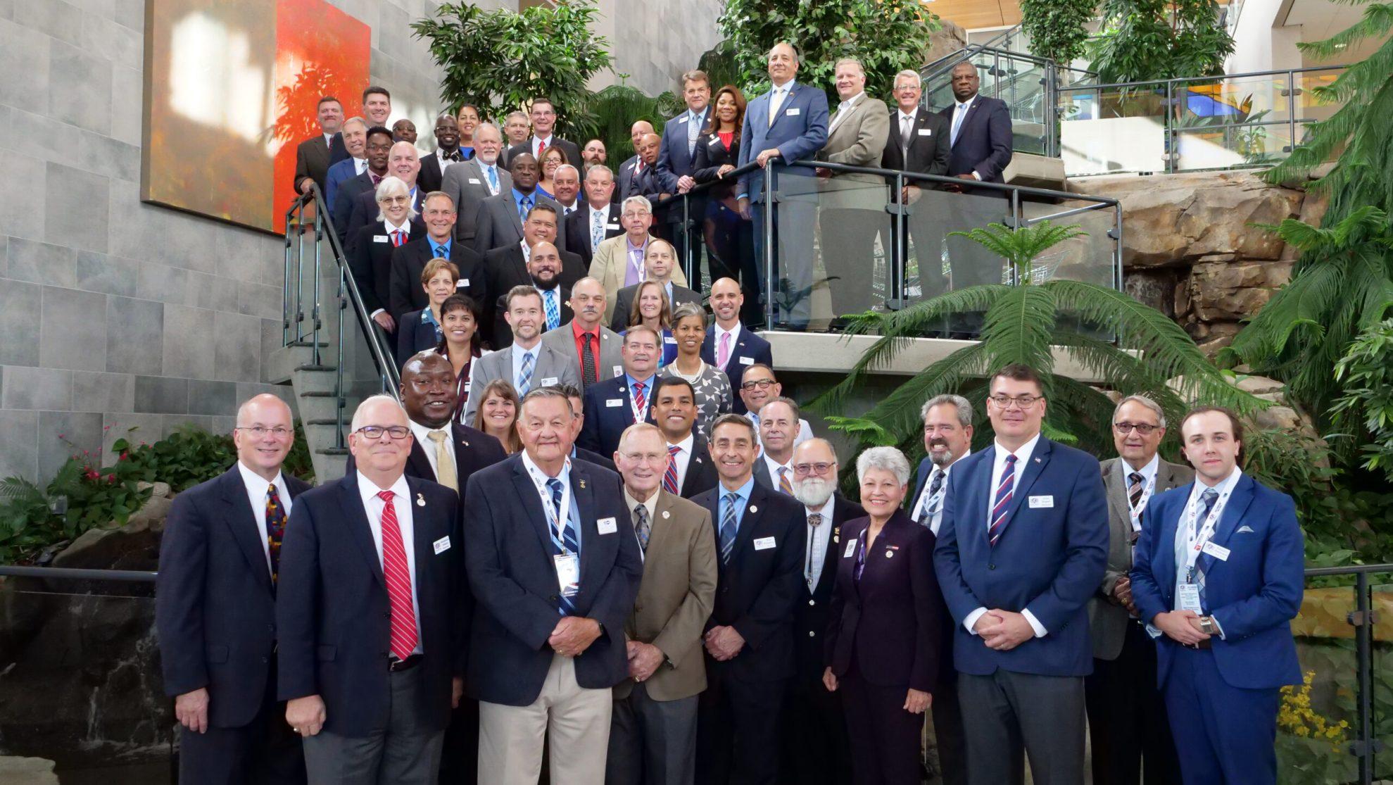 2019 NASDVA Group Photo