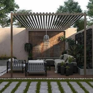 شركة تنسيق حدائق بجدة 2022 تصميم حدائق تركيب عشب صناعي