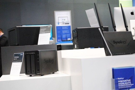 Synology Router y productos