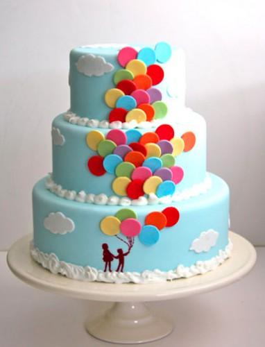Торт для дитини на день народження ідеї оформлення Фото