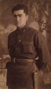 Амлик Бабаханян во время Великой Отечественной войны
