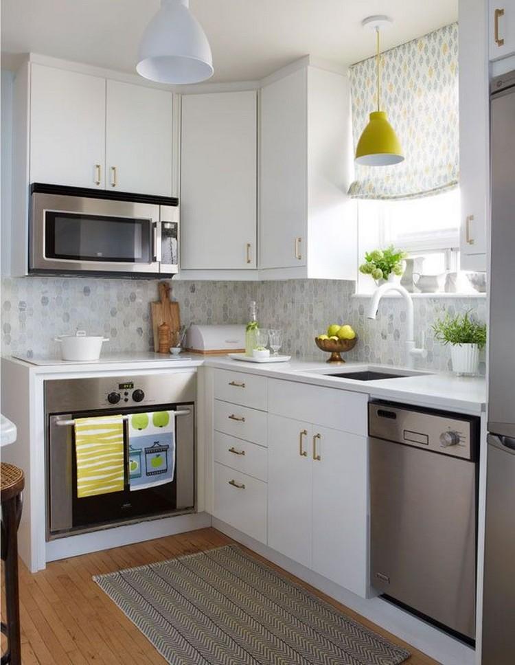 30 Creative Small Apartment Kitchen Ideas