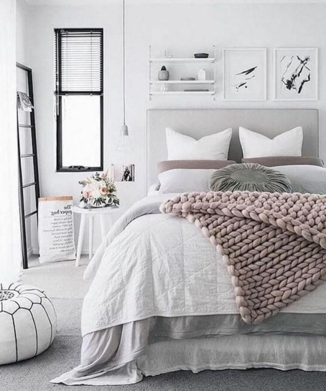 25+ Gorgeous Modern Scandinavian Bedroom Design And Decor ...