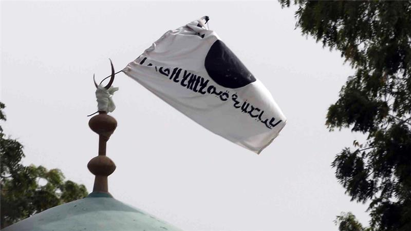 A witness said gunmen killed men and young boys in the mosques and then proceeded to burn the corpses [Reuters]
