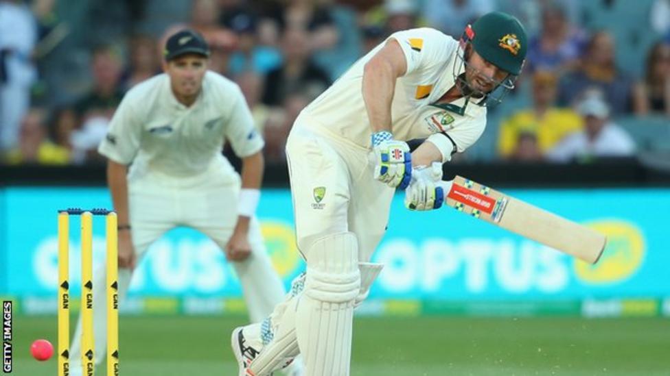 Shaun Marsh's 49 helped Australia to victory