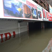 Heavy pours in Bengaluru create havoc on I day