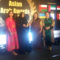 Heera Gold's CEO Dr. Nowhera Shaik Receives Asian Arab Chamber of Commerce Award 2018