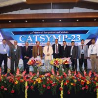 23RD NATIONAL SYMPOSIUM ON CATALYSIS AT BENGALURU