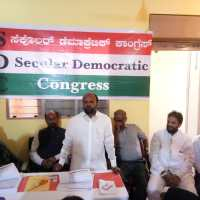 Secular Democratic Congress Party Launched in Bangalore
