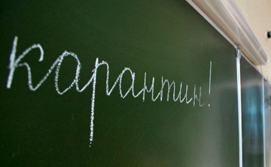 ВДнепропетровской области школы начали закрывать накарантин