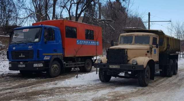 """В Днепре ремонтируют """"дорогу"""" для 11-го трамвая. Новости Днепра"""