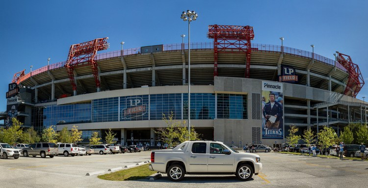 LP Field - Tennessee Titans
