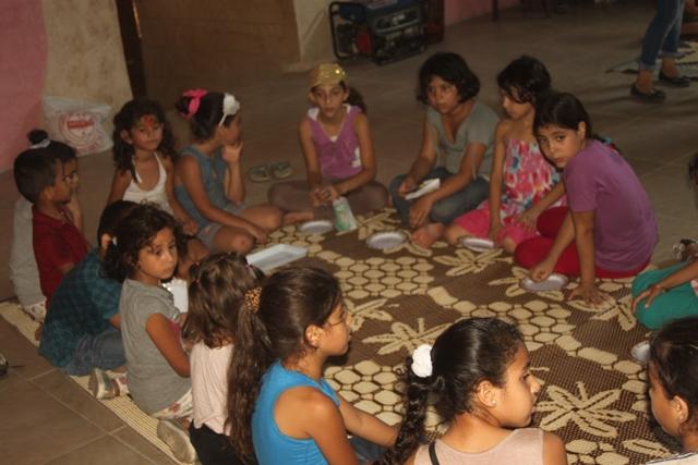نادي بنات فلسطين ينظم يوماً حافلاً بالأنشطة المتنوعة والهادفة