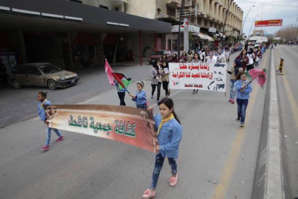 كشافة ناشط تشارك التنظيم الشعبي الناصري في الذكرى 43 لاستشهاد المناضل معروف سعد في صيدا بوابة الجنوب