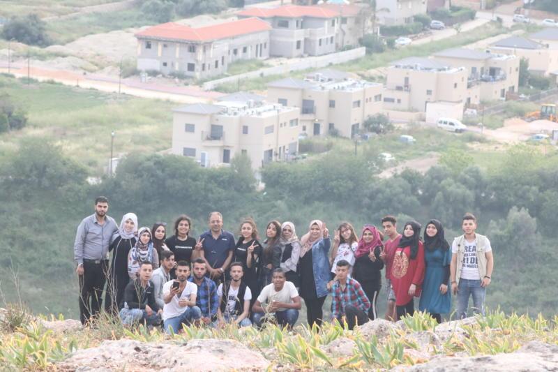 جمعية ناشط تحي يوم ناشط السنوي على الحدود اللبنانية الفلسطينية