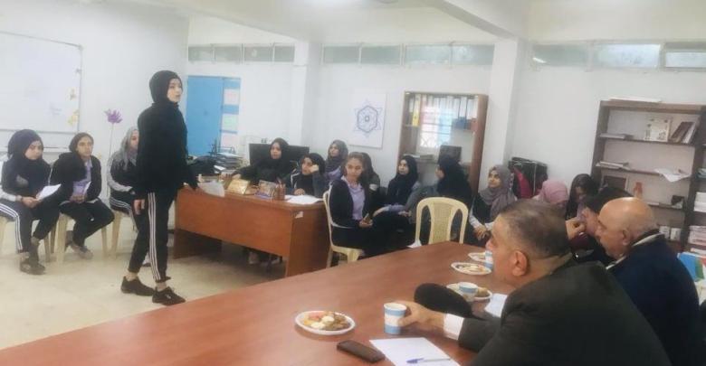 ناشط تنهي المرحلة الإولى في مسابقة محمود درويش في الأداء الشعري