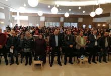 مهرجان شعري ثقافي حاشد في بلدية صيدا لمناسبة ولادة درويش الـ78