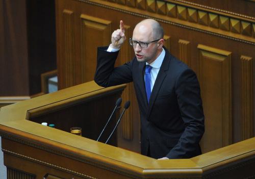 Український державний апарат - хворий і слабкий