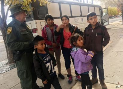 El Paso Migrant Shelters