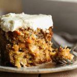 Golden Carrot Cake