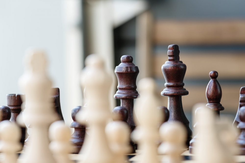 Analyzing Competition Chess Game