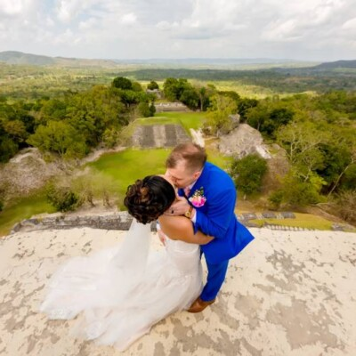 Belize destination wedding featured on Nashville Bride Guide