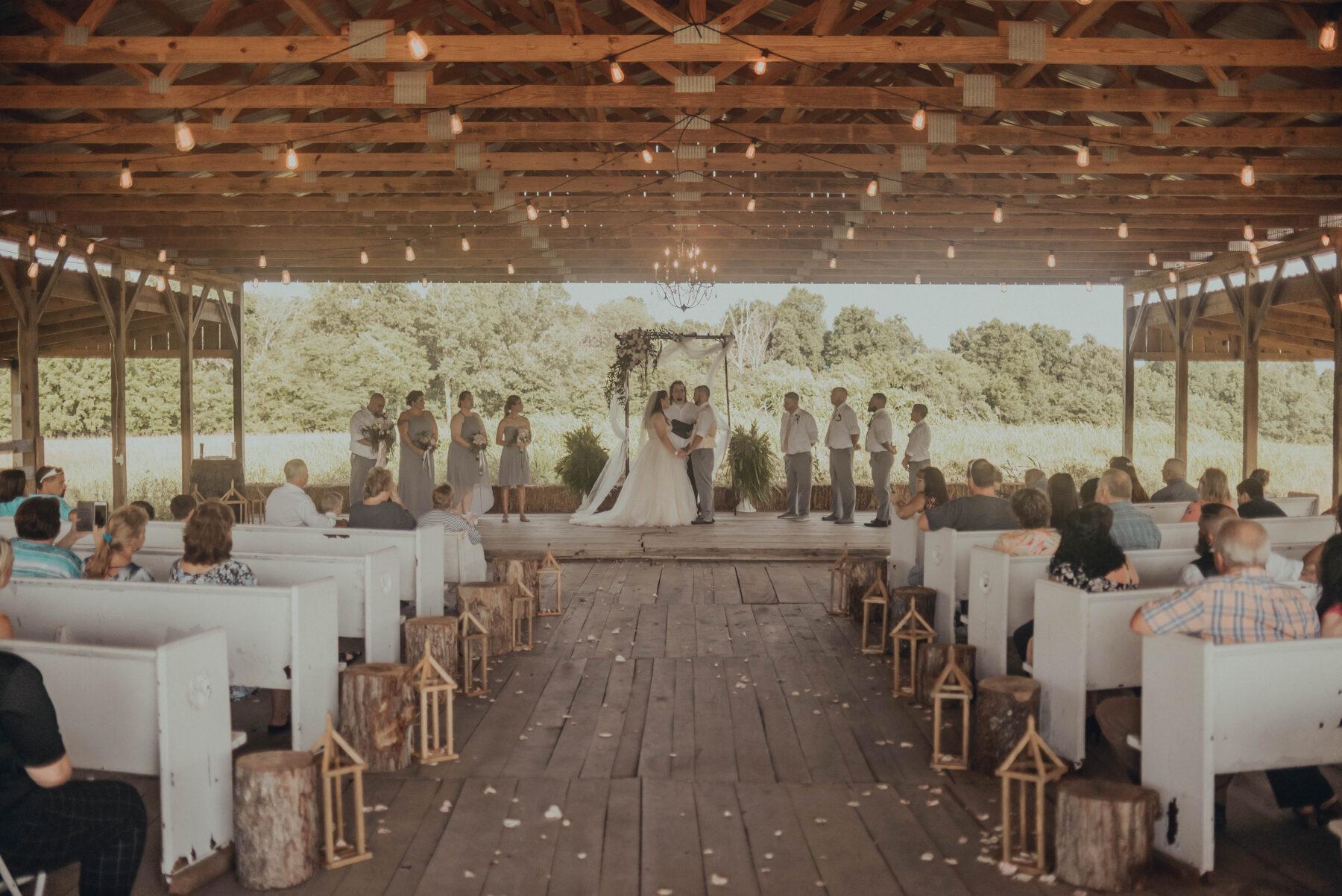 Discount on Burdoc Farms Wedding Venue