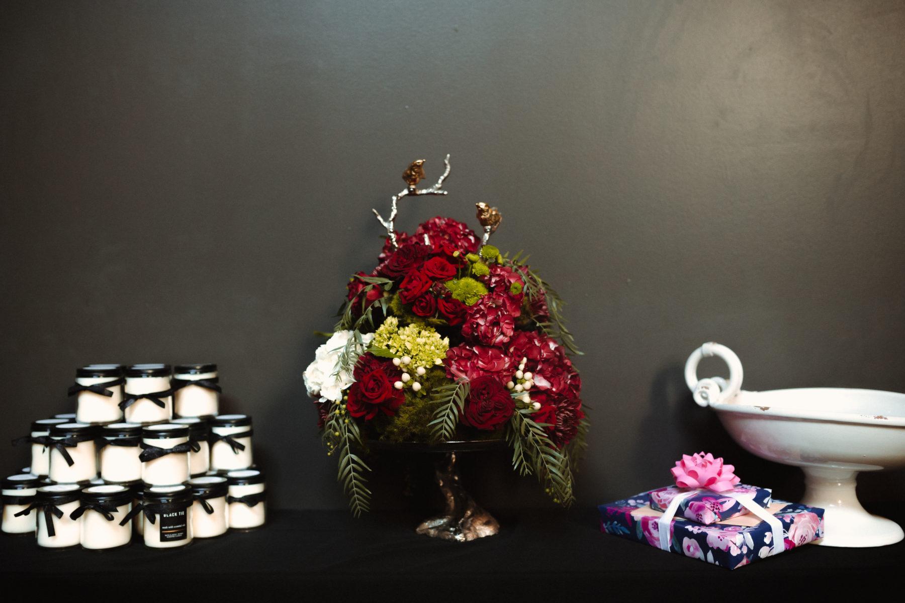 Wedding decor: Nashville brunch elopement featured on Nashville Bride Guide
