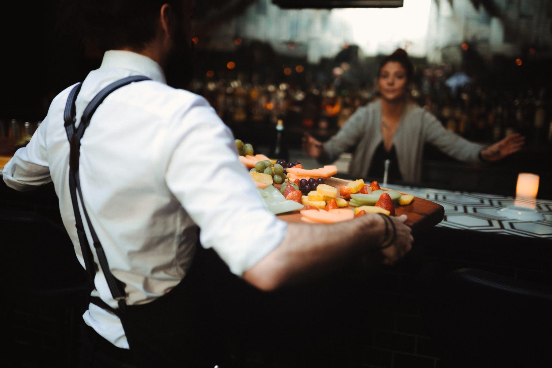 Moto Nashville Food: Nashville brunch elopement featured on Nashville Bride Guide