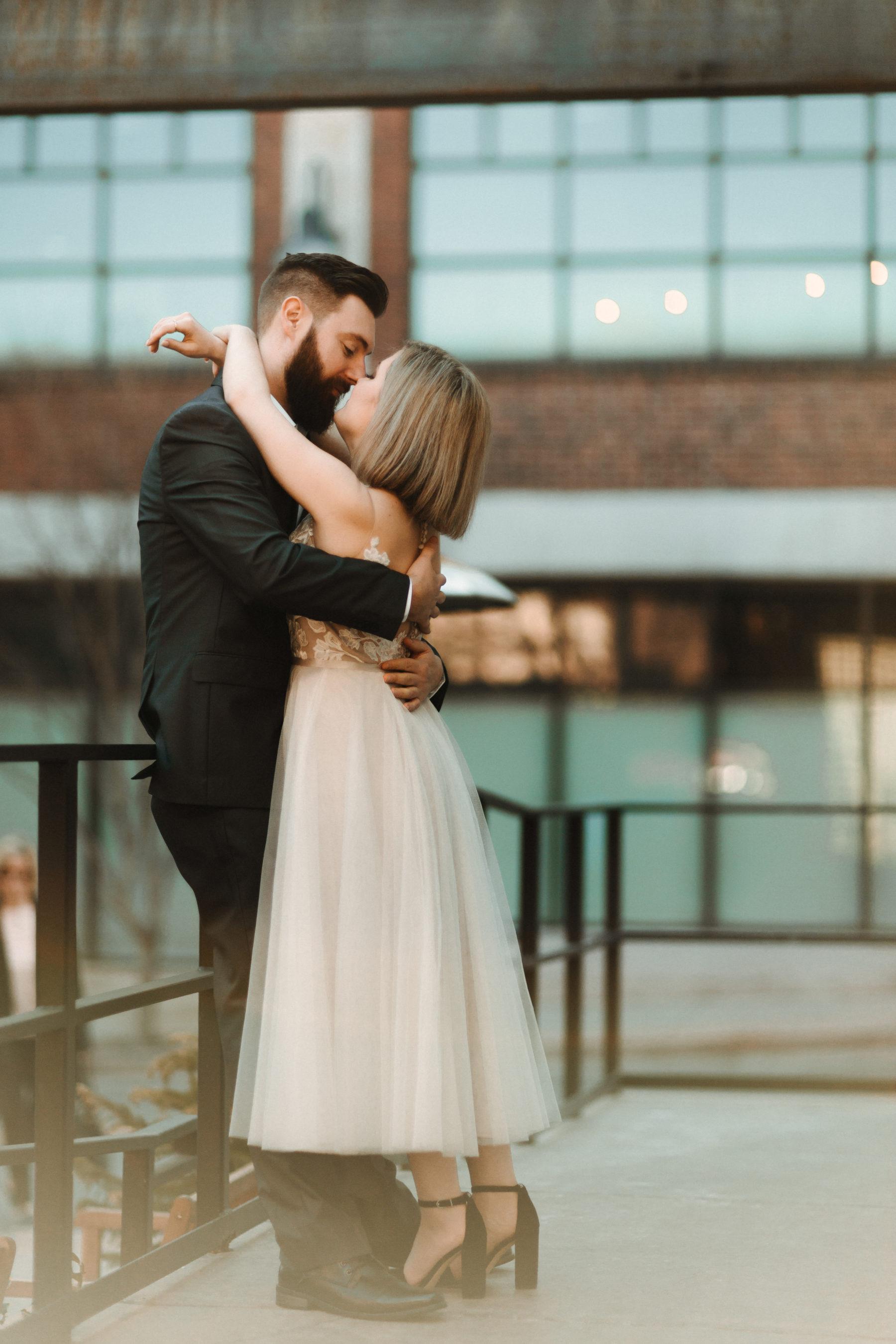 Nashville Wedding Photographer: Nashville brunch elopement featured on Nashville Bride Guide
