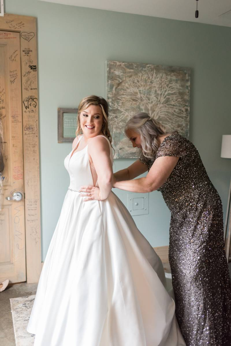 Florals for Mothers and Grandmothers from Melissa Marie Floral Design featured on Nashville Bride Guide