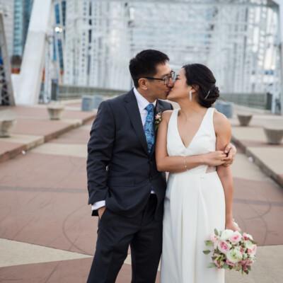 Mindy & Li's Nashville Wedding Story captured by Sara Grace Photography featured on Nashville Bride Guide