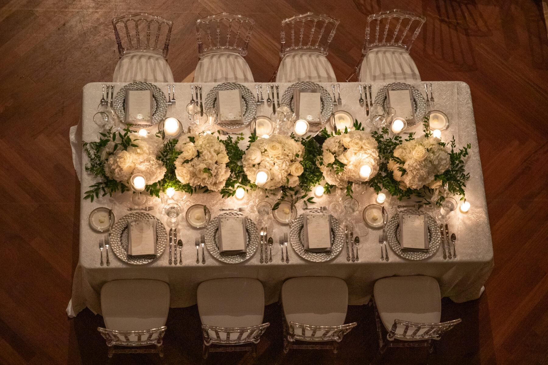 Floral Filled Luxurious Wedding by LMA Designs featured on Nashville Bride Guide