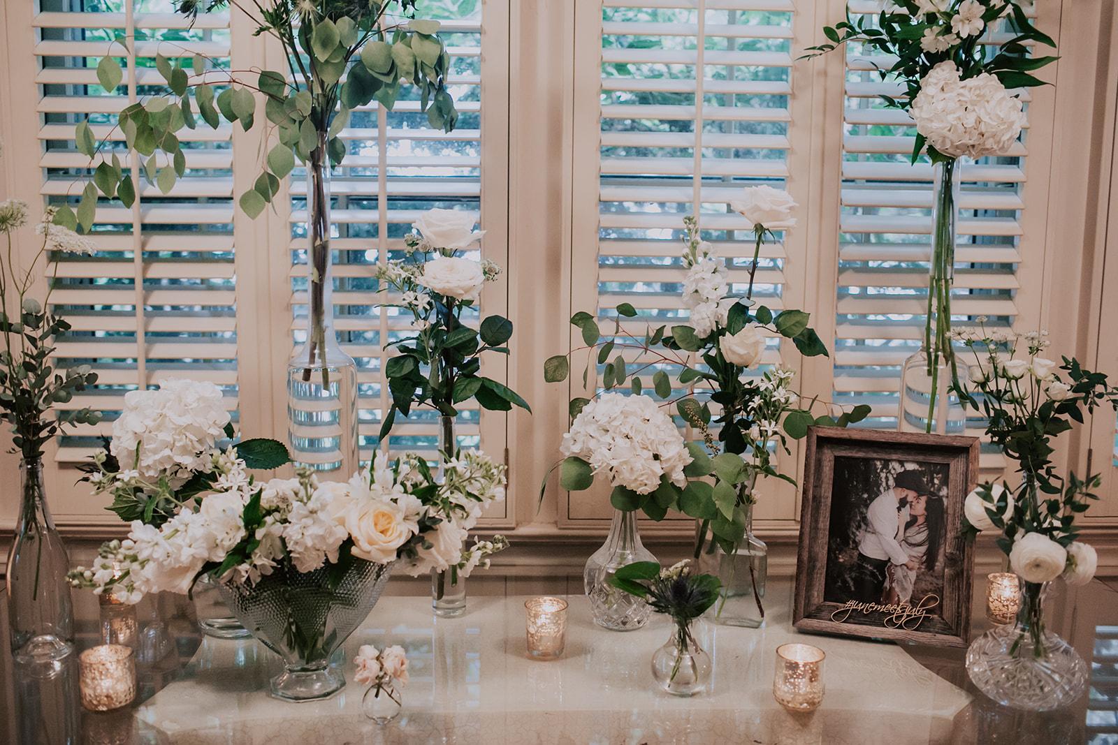 Wedding table decor: Summer Soiree at Cedarwood Weddings featured on Nashville Bride Guide