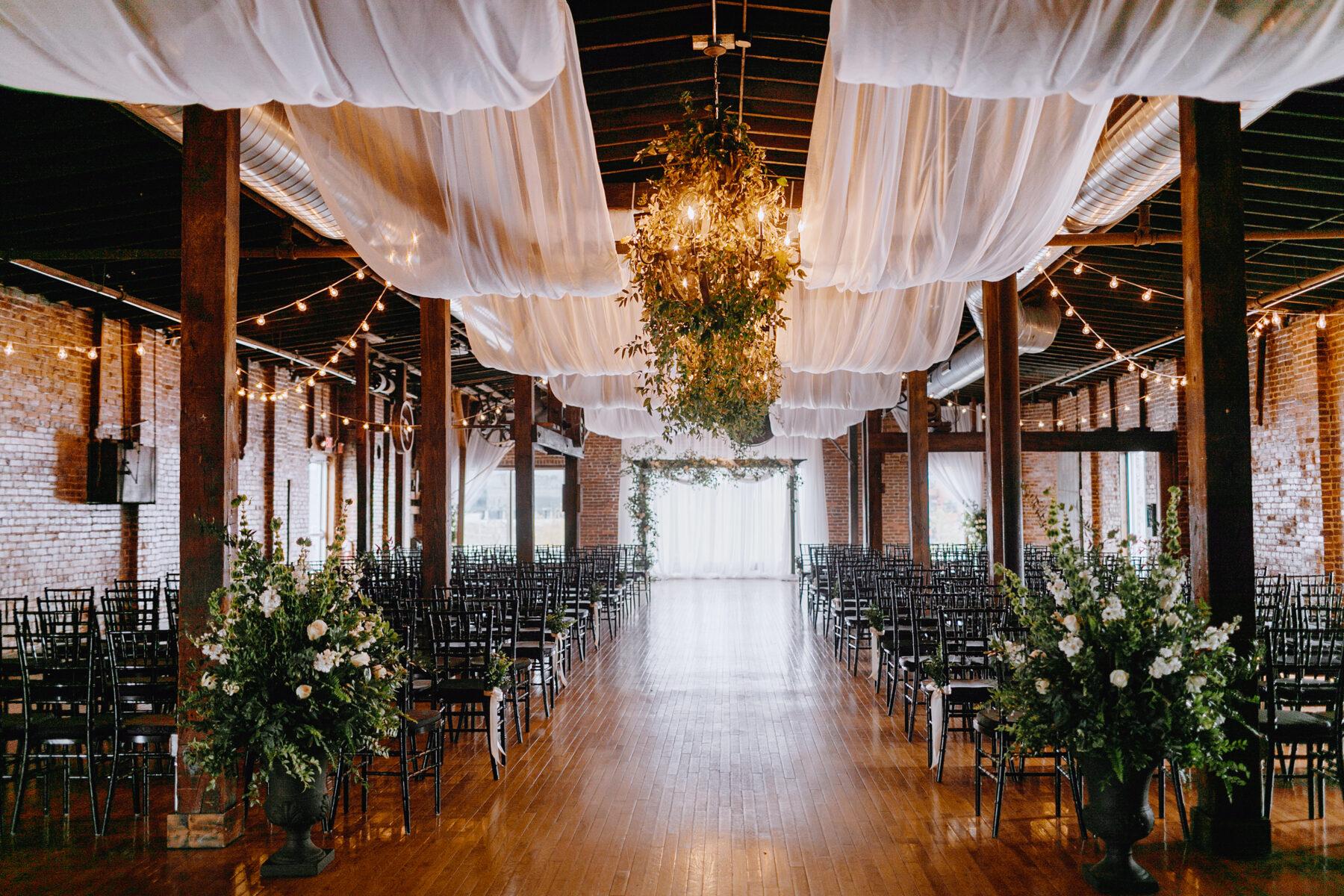 Cannery ONE wedding ceremony