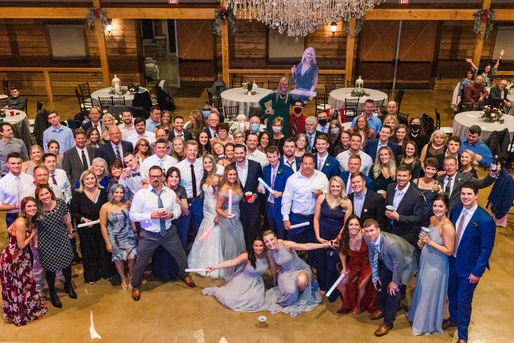 Sycamore Farms Winter Wedding | Nashville Bride Guide
