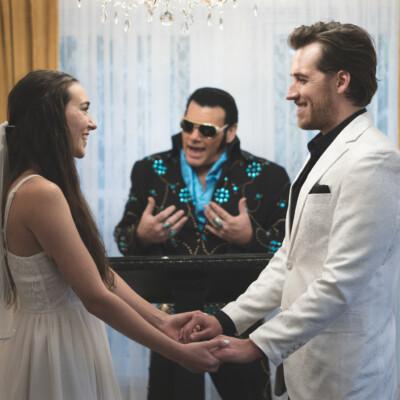 Elvis Inspired Elopement at Rhinestone Wedding Chapel   Nashville Bride Guide