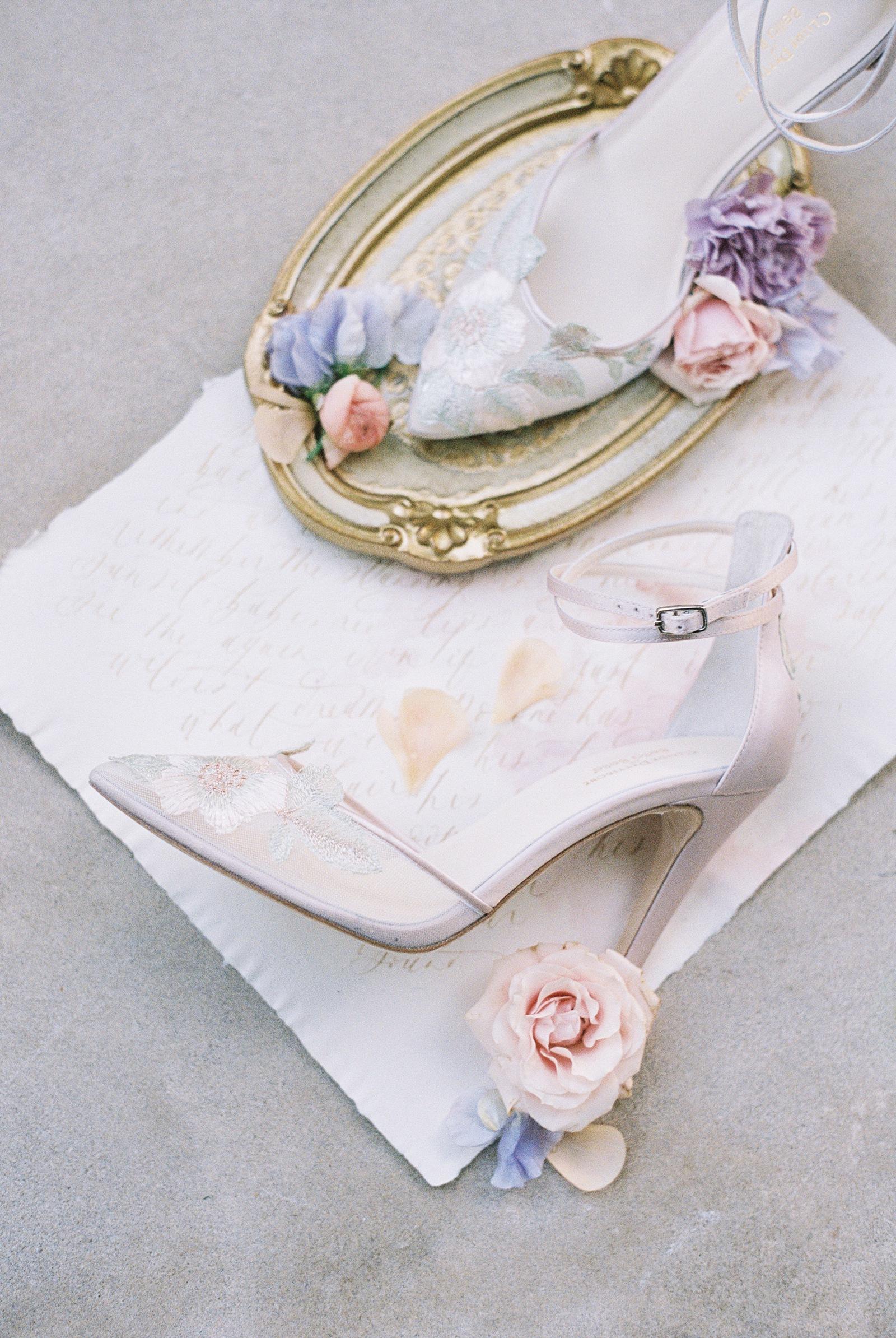 Bella Bella wedding shoes