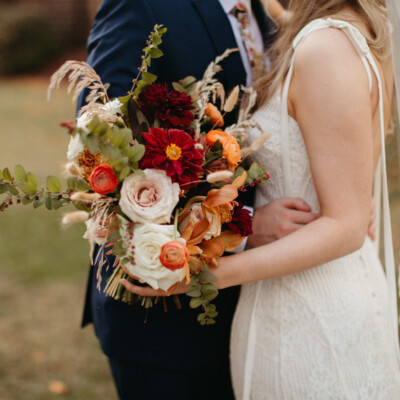 Intimate Boho Autumn Wedding at The Cordelle   Hannah Leigh Imagery
