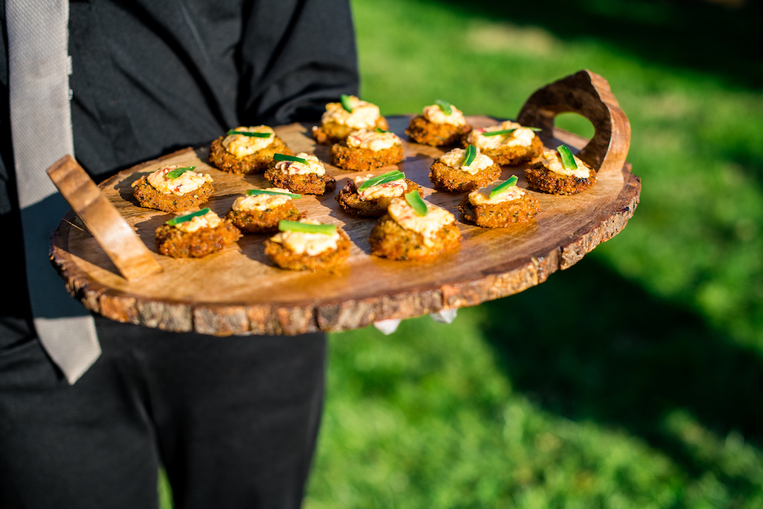 Chef's Market wedding catering