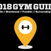2018 Gym Guide