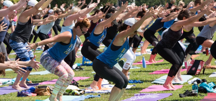 Barre3 To Host Barre In The Park