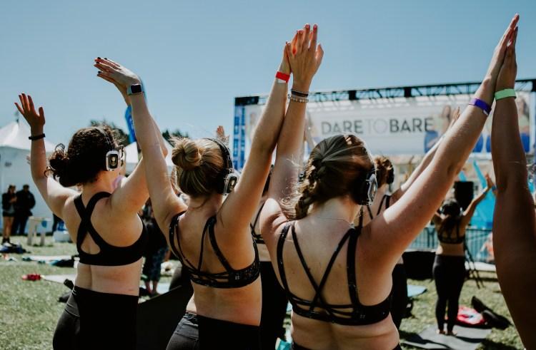 We Dare to Bare Empowers Nashville Women through Fitness