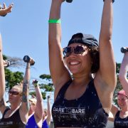 Movemeant Foundation's First-Ever 'We Dare to Bare' Pop-Up Fitness Festival Comes to Nashville