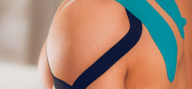 Recovering Methods: Kinesiology Tape