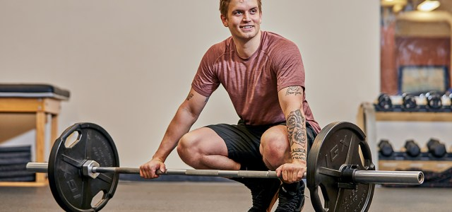 Training with the Stars: Q&A with Levi Hummon