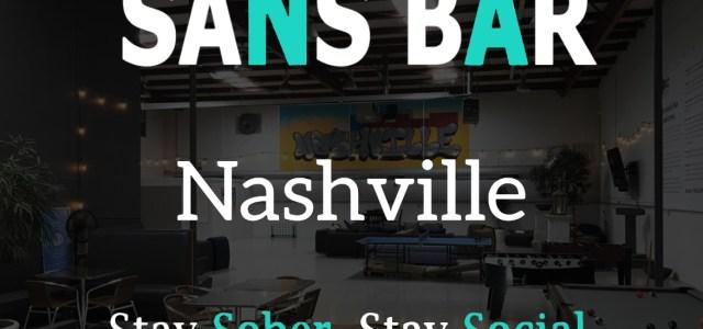 Sober Bar National Tour Planned for Nashville