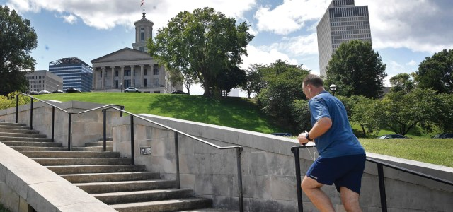The 5 Best Outdoor Workout Spots in Nashville