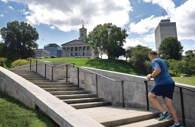 The Best Outdoor Workout Spots in Nashville